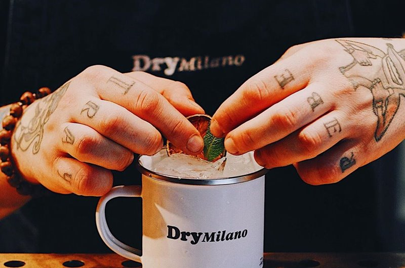 Dry Milano
