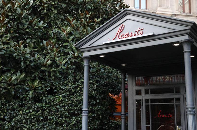Acanto Ristorante Milano