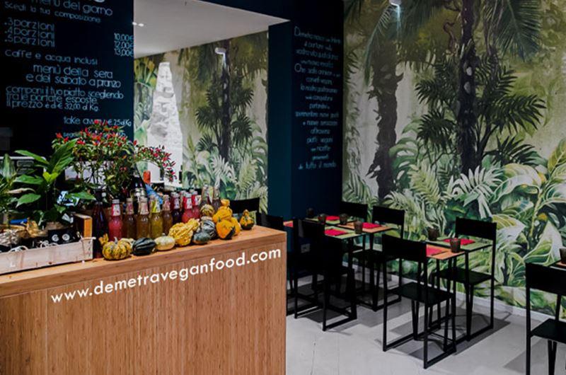 Demetra Milano Vegan Food