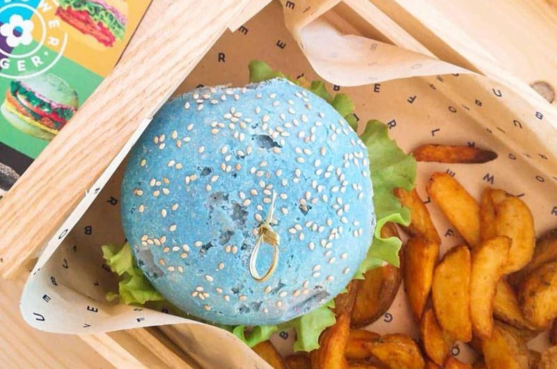 Flower Burger Tortona
