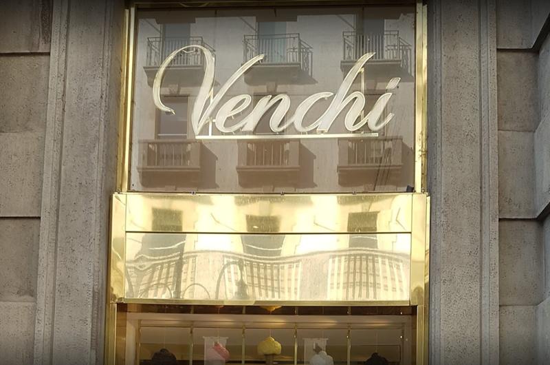 Venchi Milano