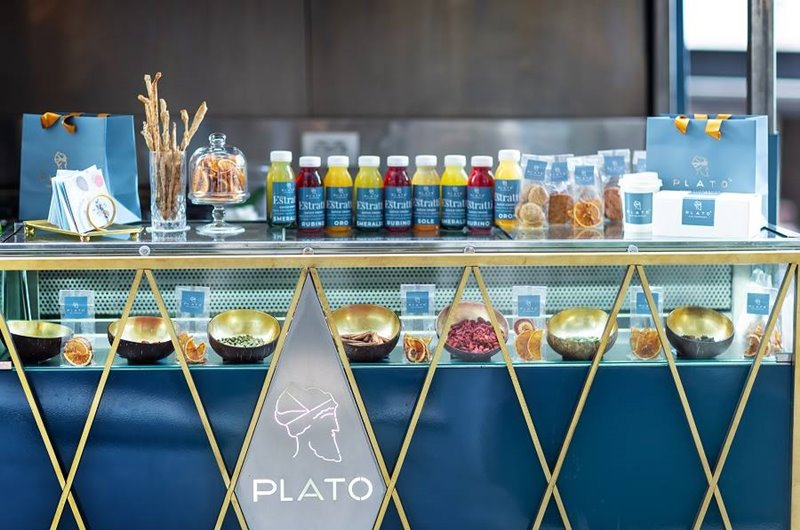 Plato Chic Superfood Milano