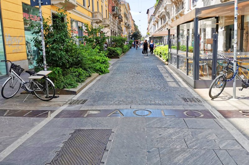 Ravioleria Sarpi Milano Menu