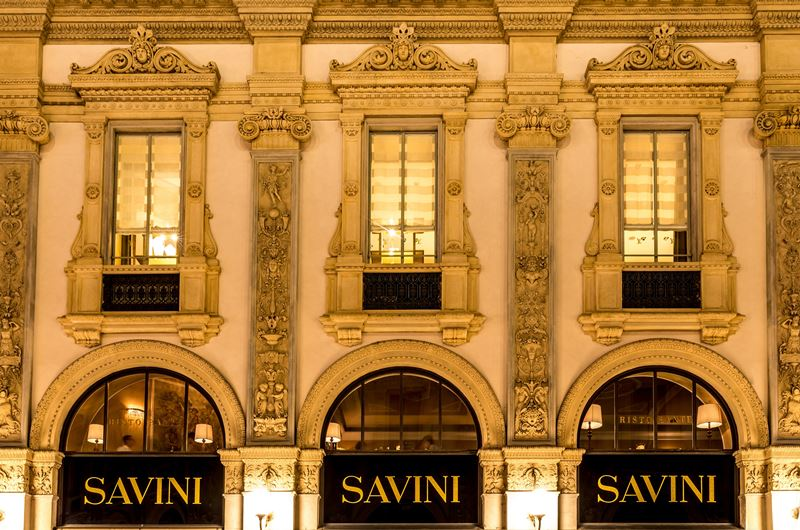 Ristorante Savini Milano