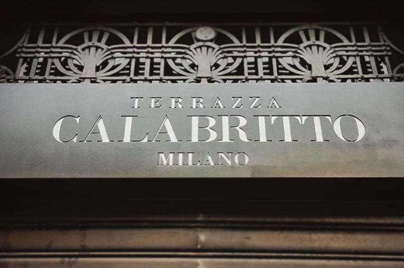Terrazza Calabritto Milano Menu E Prezzi Milano Food Spirit