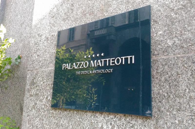 Terrazza Latitude 45 Rooftop Milano