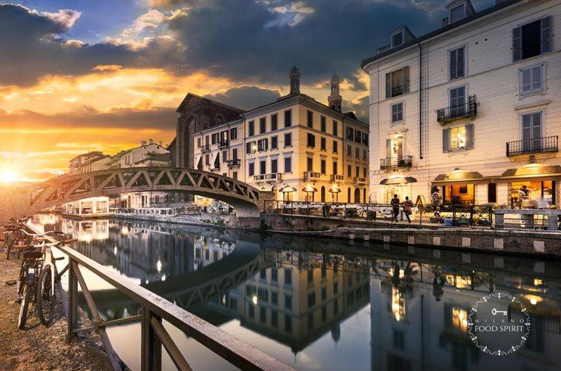 Aperitivo Navigli Milano