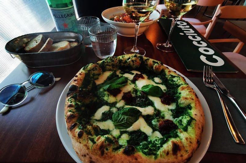 Cocciutto Corso Lodi Milano Pizza