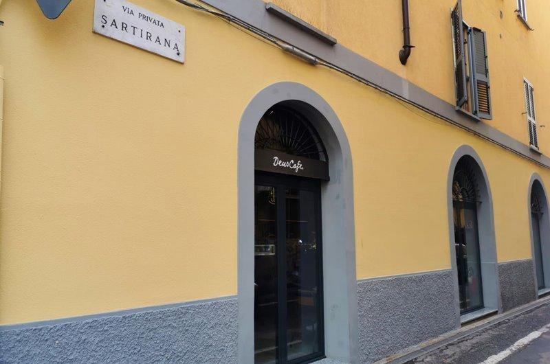 Deus Via Vigevano Milano