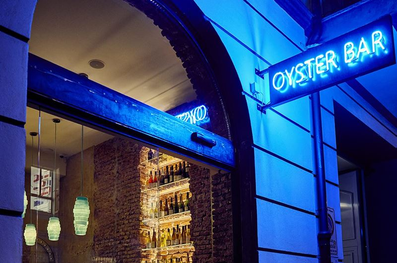Oyster Bar Milano
