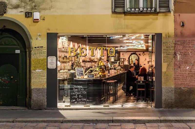 Cannolo Siciliano Milano