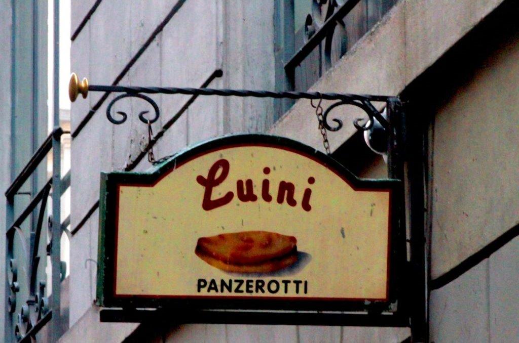 Luini Milano Panzerotti