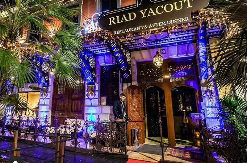 Ristoranti con Musica Milano - Riad Yacout