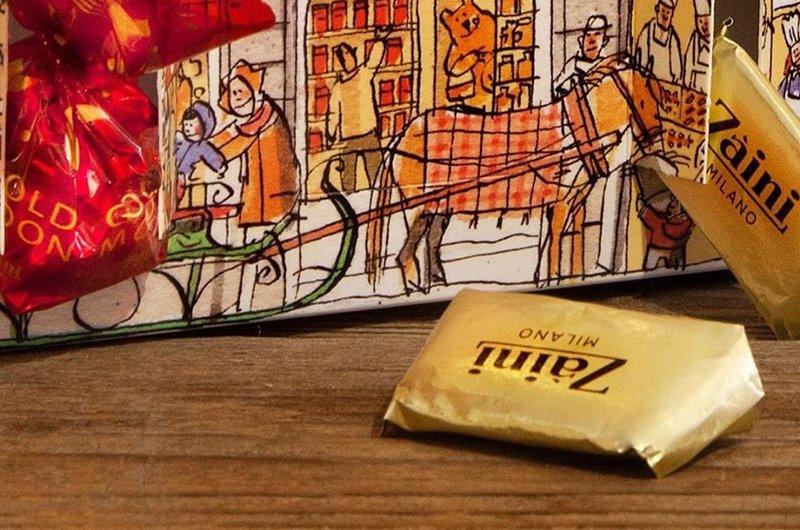 Zaini Milano Cioccolato