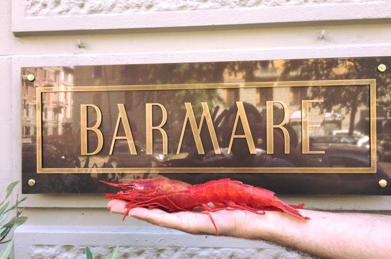 Barmare Porta Romana Milano