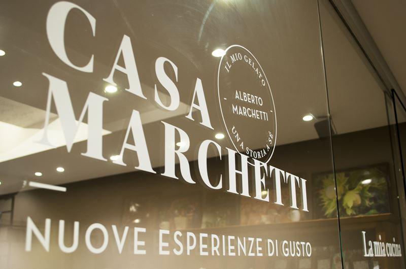 Alberto Marchetti Gelaterie Milano
