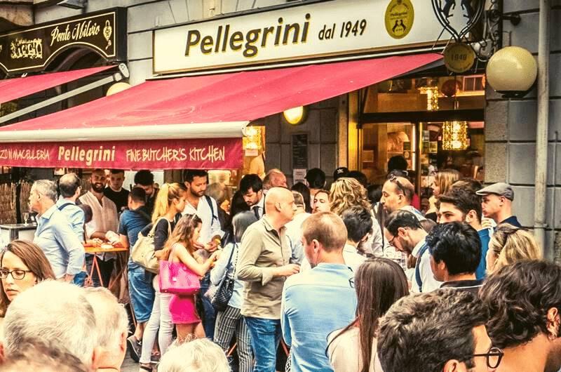 Macelleria Pellegrini Milano