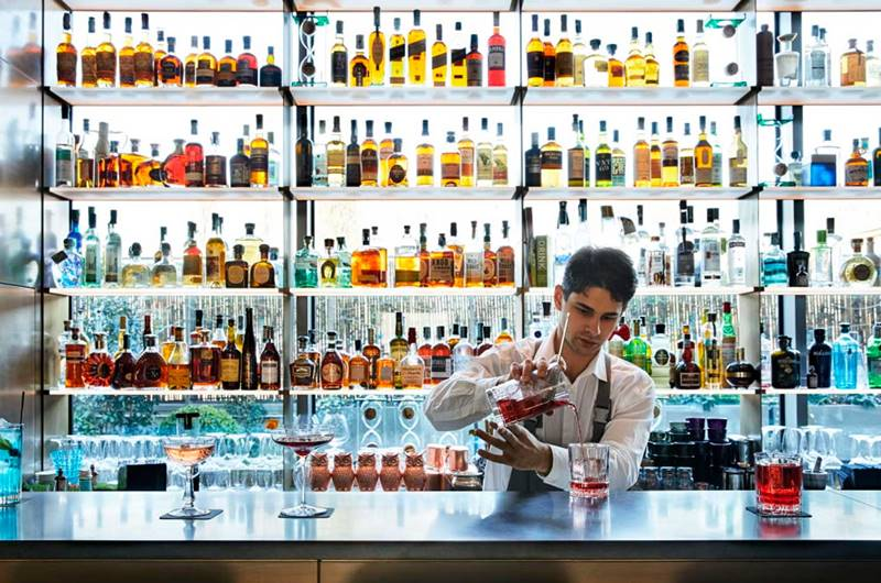 Cocktail Bar Milano - Bulk Mixology Bar Milano