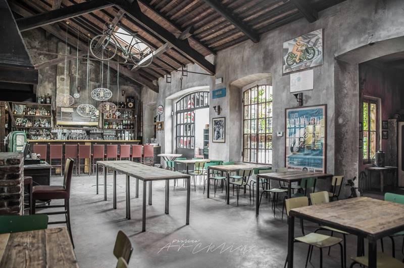 Cocktail Bar Milano - Fonderie Milanesi