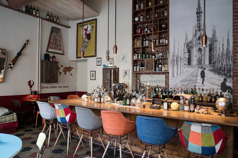 Cocktail Bar Milano - Iter Milano