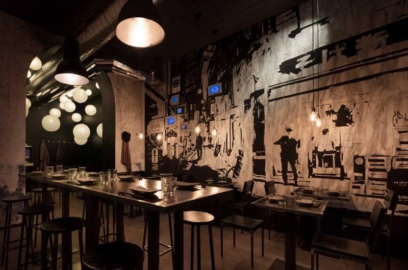 Cocktail Bar Milano - Kanpai Milano