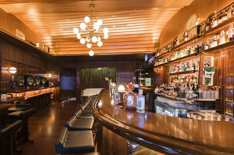 Cocktail Bar Milano - Octavius Bar Milano