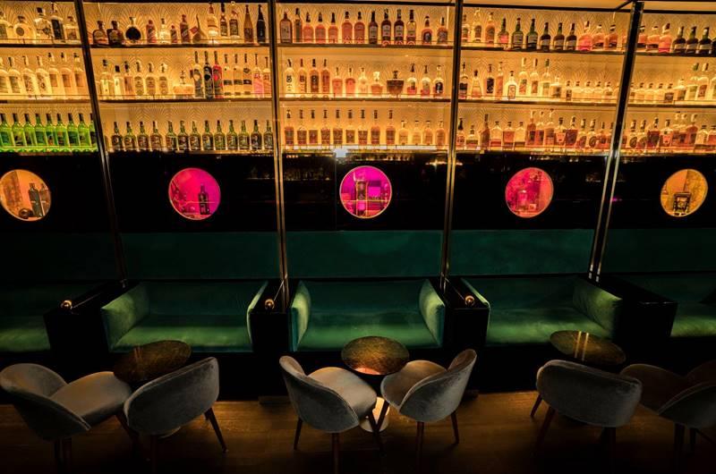 Cocktail Bar Milano - The Spirit Bar Milano
