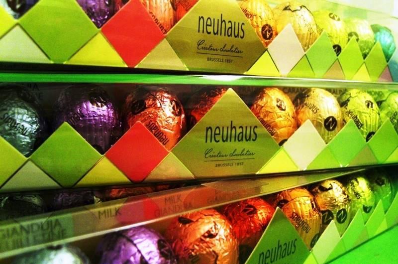 Neuhaus Cioccolato Milano