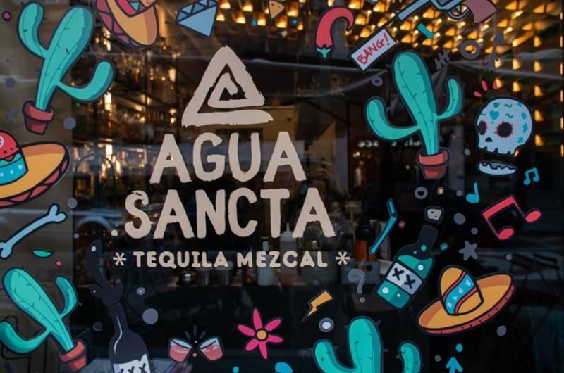 Agua Sancta Milano menu