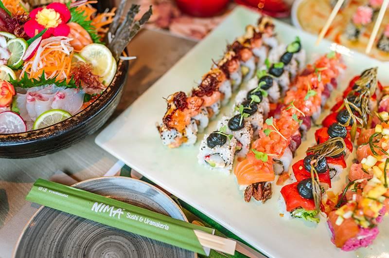 Delivery Milano Nima Sushi