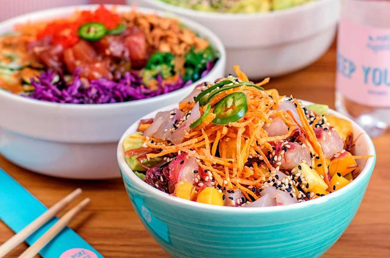 Delivery Milano Poke House