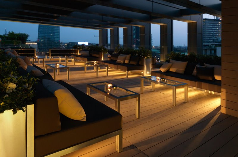 Migliori Rooftop Milano - Hyatt Centric Rooftop