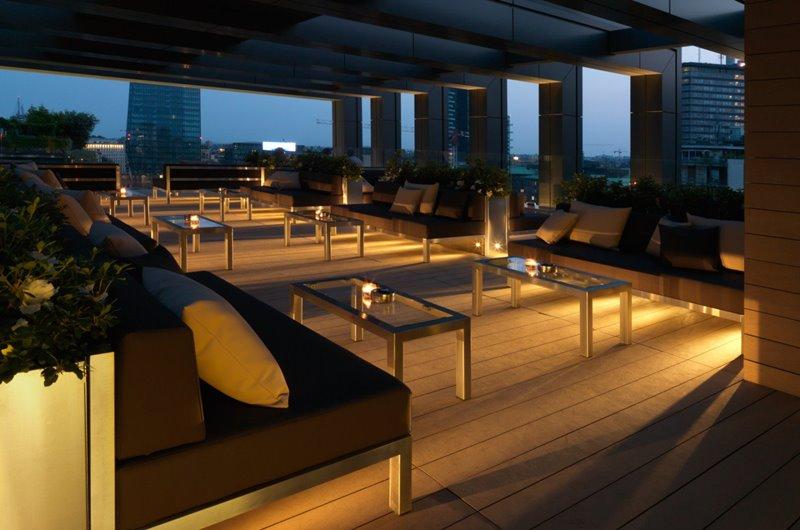 Migliori Rooftop Milano - Hyatt Centric Rooftop