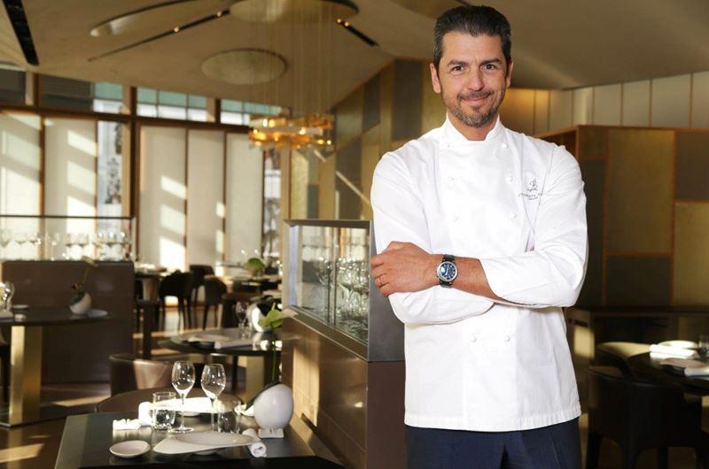 Restaurant Bond - Ristorante Berton Milano