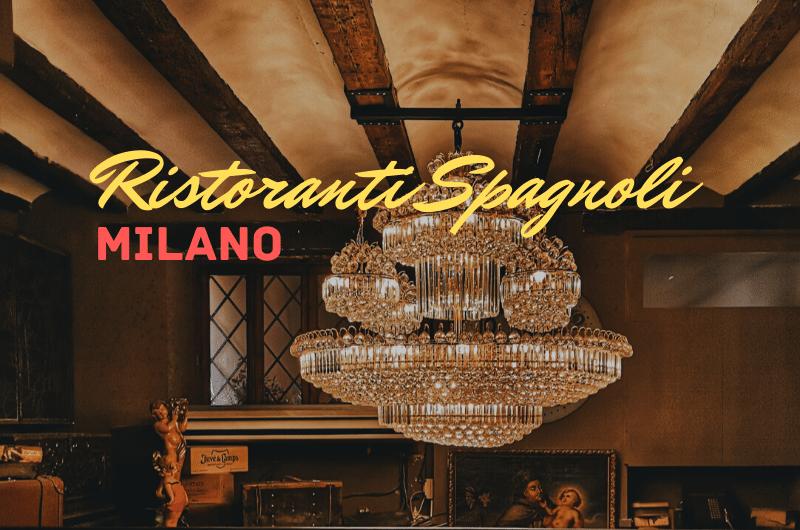 Ristoranti Spagnoli Milano
