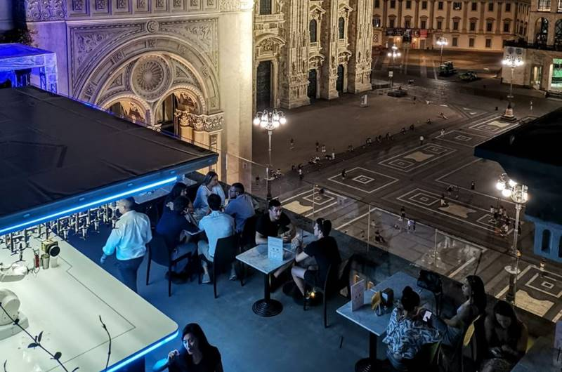 The View Milano Rooftop