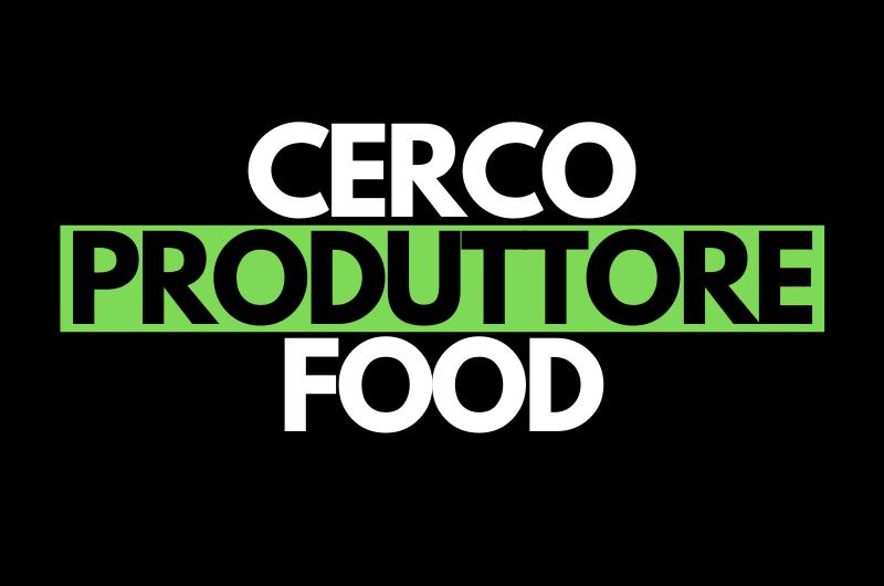 CERCO PRODUTTORE FOOD mfs