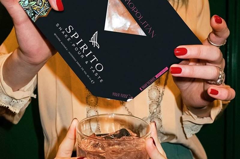 Cocktail a domicilio Milano - Spirito Cocktails