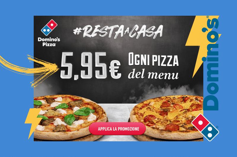 Dominos Pizza Milano Delivery