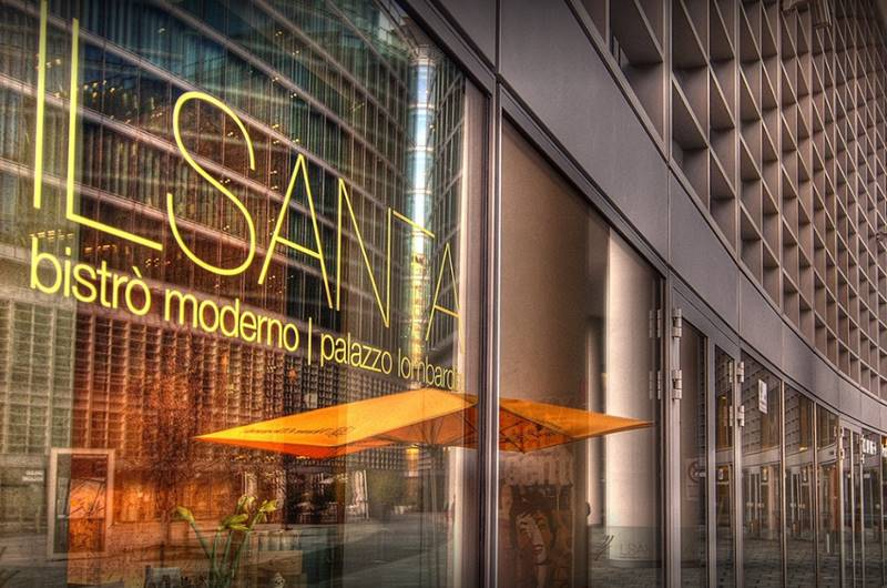 Il Santa Bistro Moderno Milano