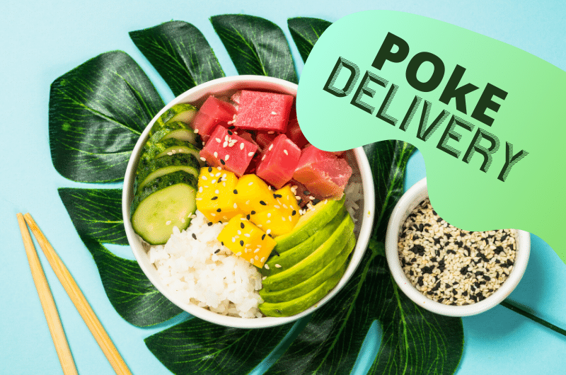 Poke Delivery Milano