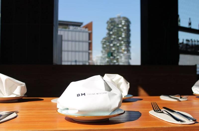 Besame Mucho Milano menu