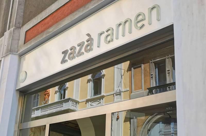 Zaza Ramen Milano Prezzi Menu