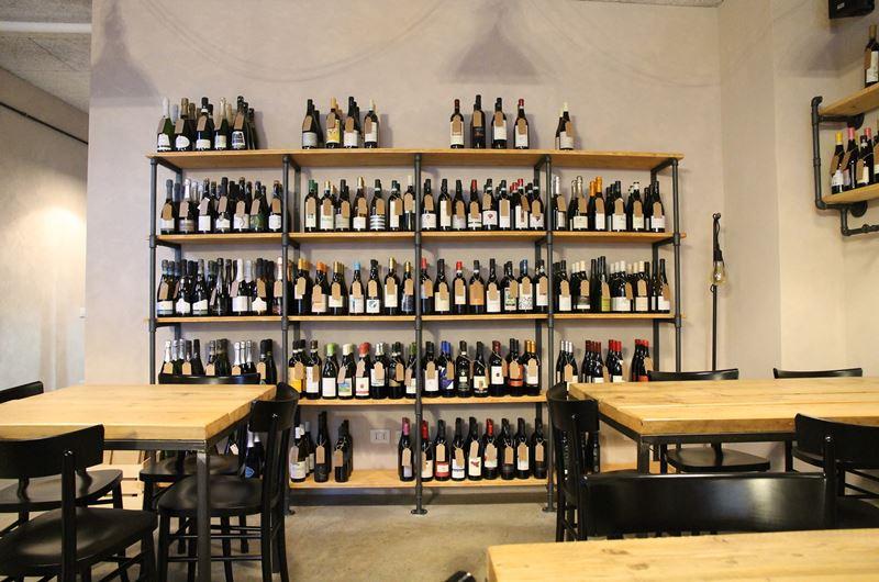 Aperitivo zona Lambrate Milano - La Sala del Vino