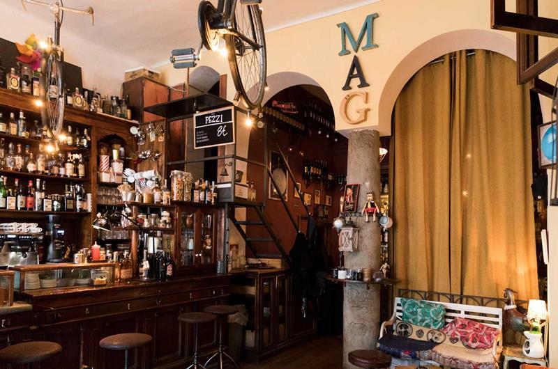 Mag Cafè Milano Navigli