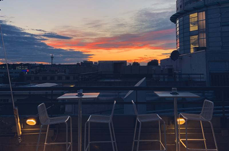 Cler Milano Rooftop Bar