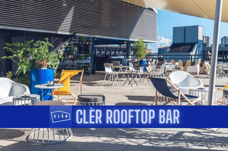 Cler Rooftop Bar Milano