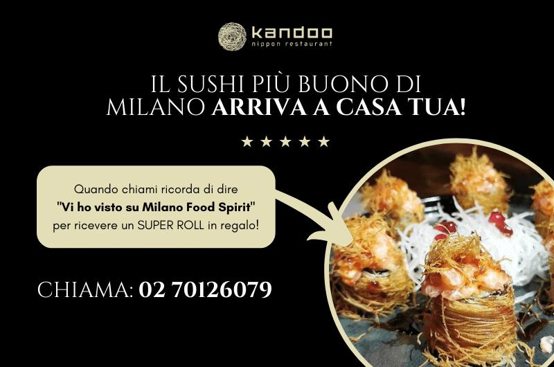 Kandoo Sushi Milano