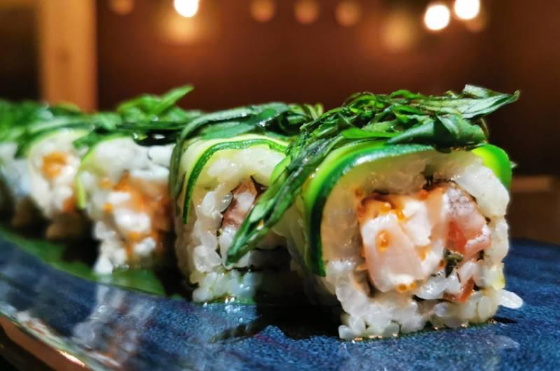 Sushi a domicilio Milano - Kandoo