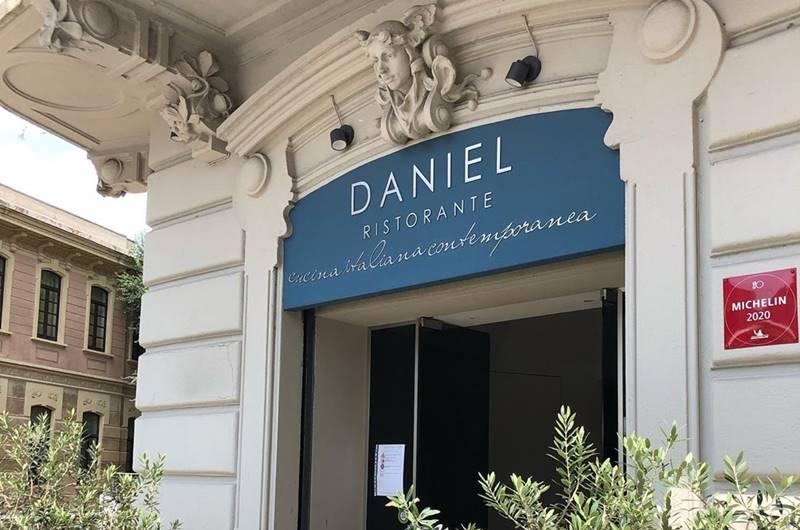 Ristorante Daniel Canzian Milano
